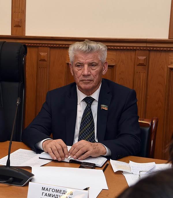Гамидулах Магомедов считает, что  чиновники ставят преграды родным языкам
