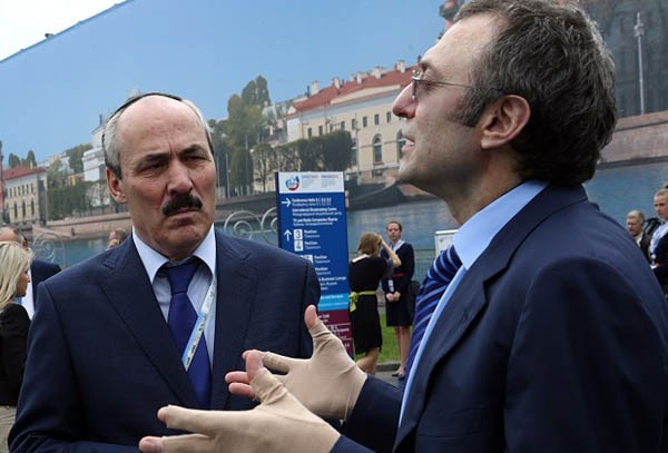 Сулеймана Керимова обвинили во завозе воФранцию до750млневро